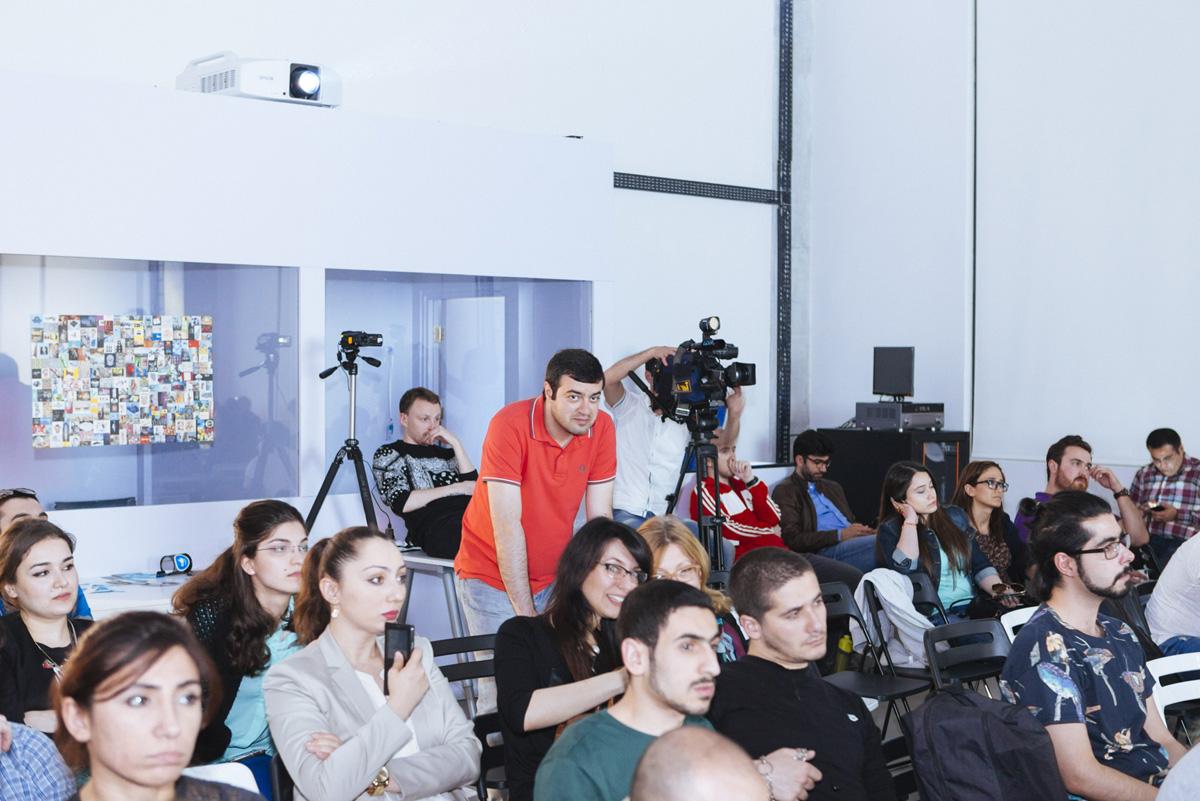 YARAT və BEHANCE təşkilatları Portfoliolara Baxış Günü keçirib (FOTO)