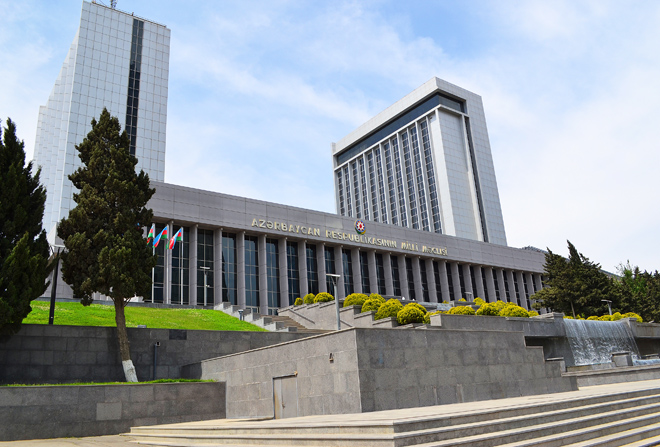 Принят госбюджет Азербайджана на 2019 год