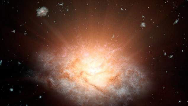 Астрономы открыли самую темную планету вГалактике