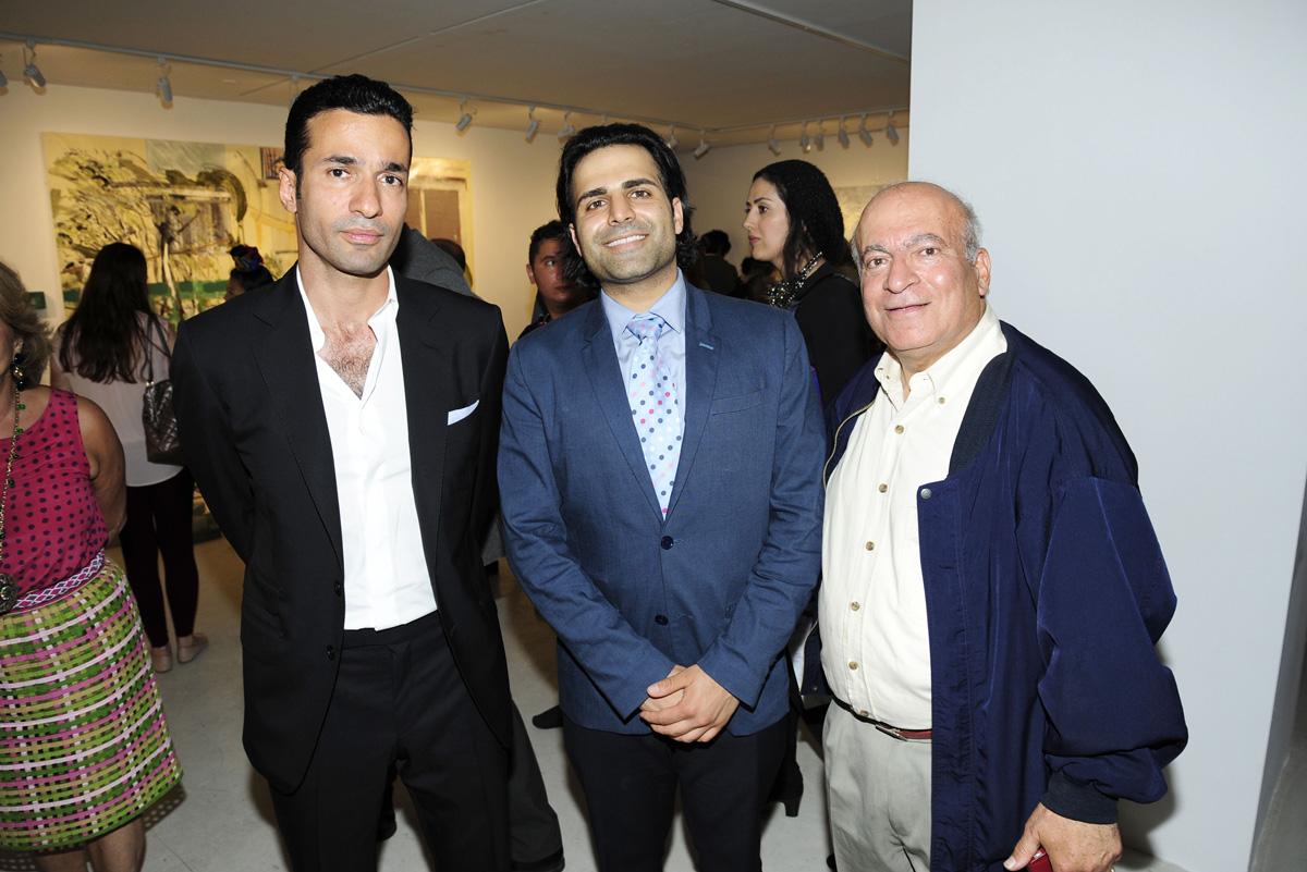 В Нью-Йорке открылась персональная выставка Аиды Махмудовой (ФОТО)