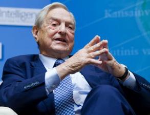 Soros Calls Facebook And Google A Menace To Society