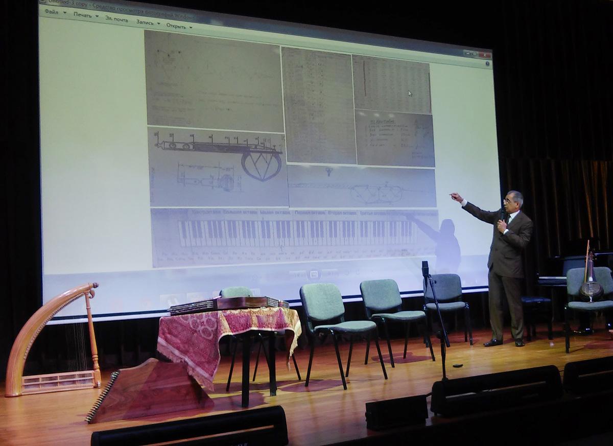 В Баку состоялась презентация усовершенствованных народных инструментов (ФОТО)