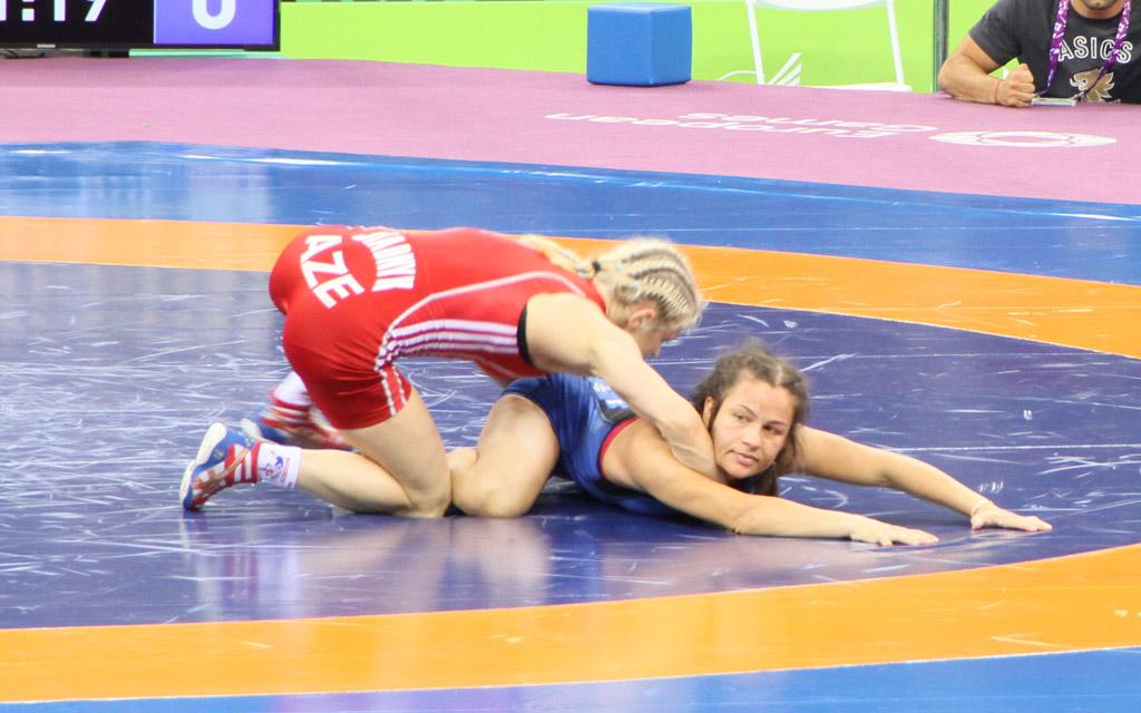Azərbaycan Avropa Oyunlarında 7-ci qızıl medalını qazandı (FOTO+VİDEO)