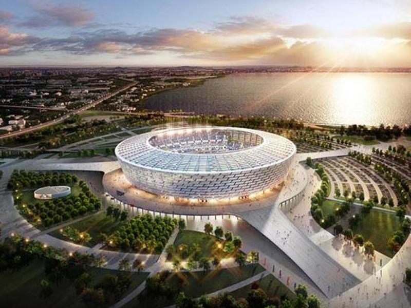 Bakı Olimpiya Stadionuna 979 min manat ayrıldı