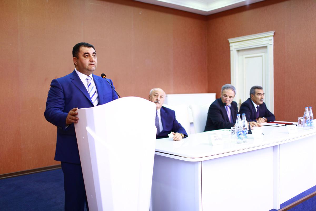 Вугар Алиев: Азербайджанские медиа дали достойный ответ на кампанию по дискредитации страны во время Евроигр