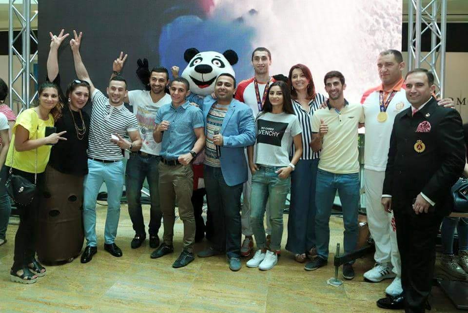 Avropa Oyunlarının qalibləri bunu gözləmirdilər (FOTO)