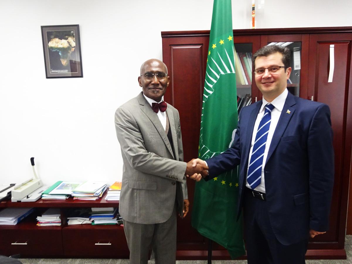 Африканский союз хочет укрепить отношения с Азербайджаном