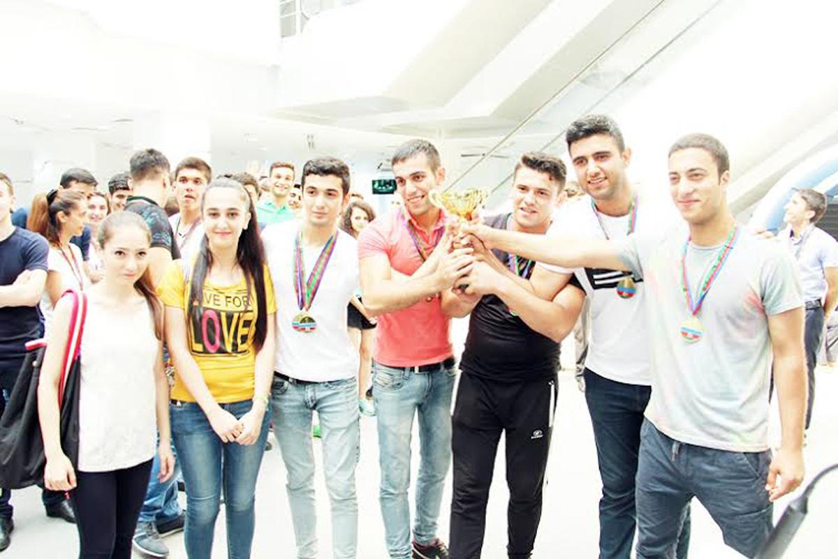 ASAN Könüllülərinin I Spartakiadası keçirilib (FOTO)