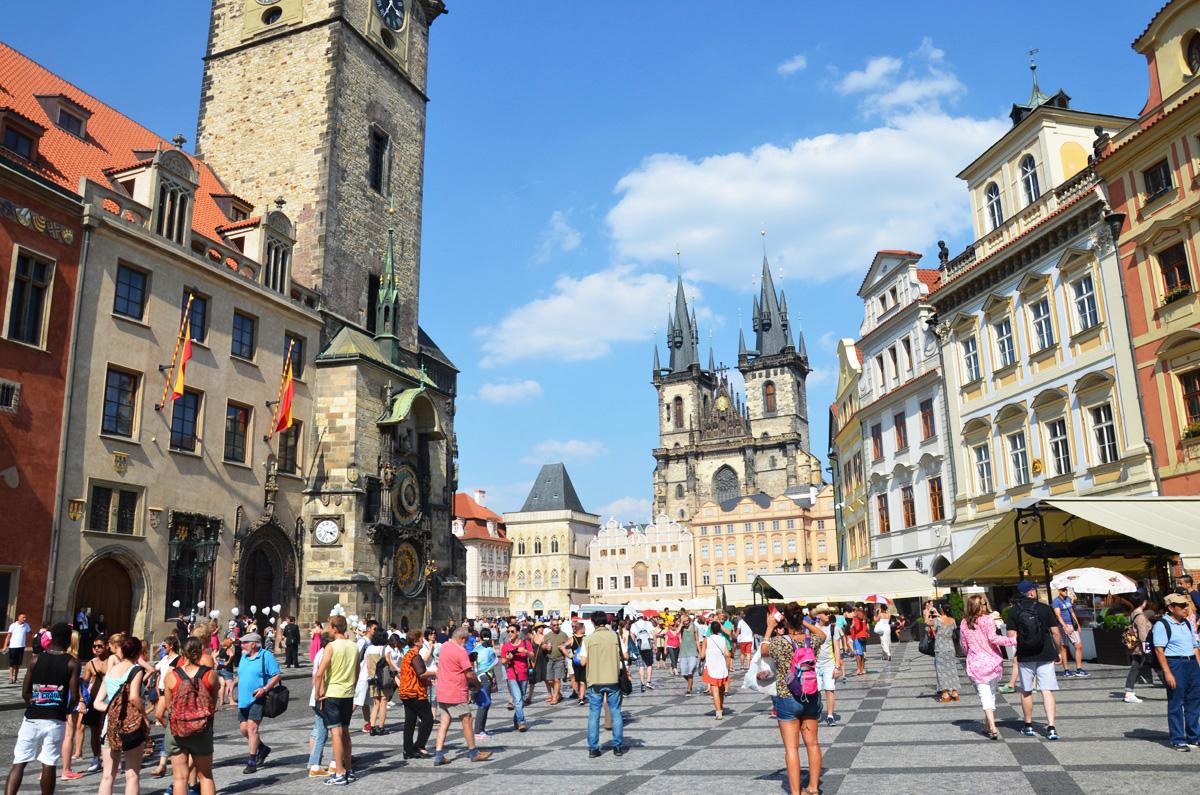 Встреча представителей Грузии и России пройдет в Праге