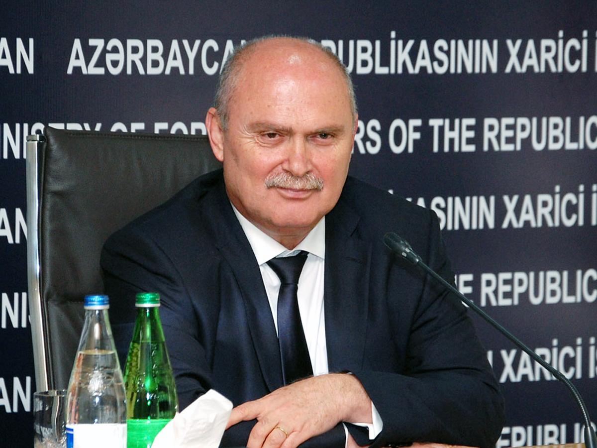 Sinirlioğlu :Türkiye ve Azerbaycan sadece kardeş ülke değil,aynı zamanda stratejik ortak