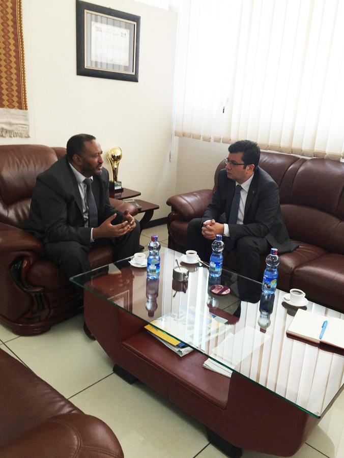 Эфиопия ждет азербайджанских инвесторов