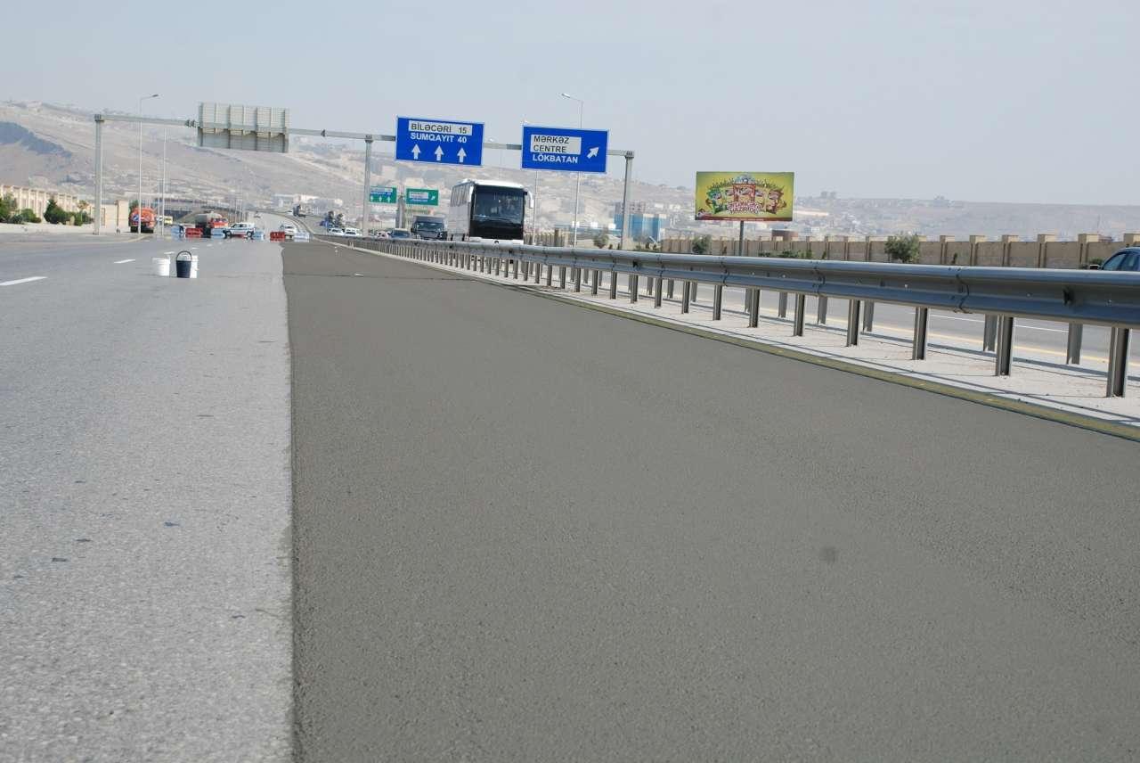 Azərbaycanın avtomobil yollarında daha bir yenilik (FOTO+VİDEO)