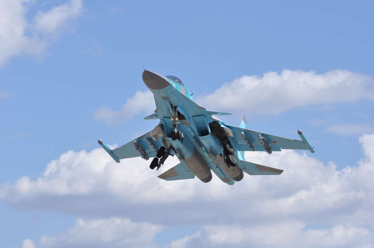 Rusiya HKQ Suriyada 200-dən çox İŞİD terrorçusunu məhv ediblər