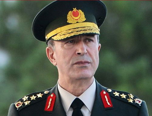 chief of turkish general staff due in russia