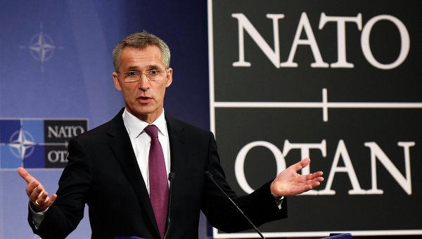 NATO-nun baş katibi Tbilisiyə gəlib