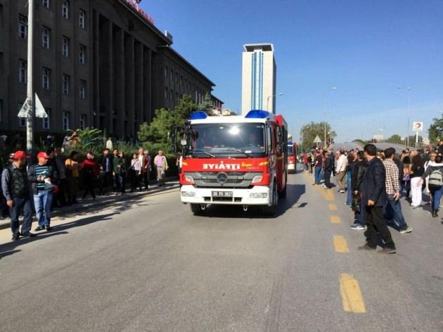 Ankara'daki saldırıda ölü sayısı 95'e çıktı