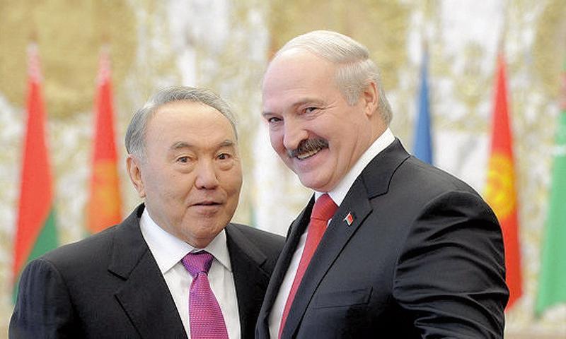 Отношения Республики Беларусь иКазахстана вышли навысокий уровень— Назарбаев