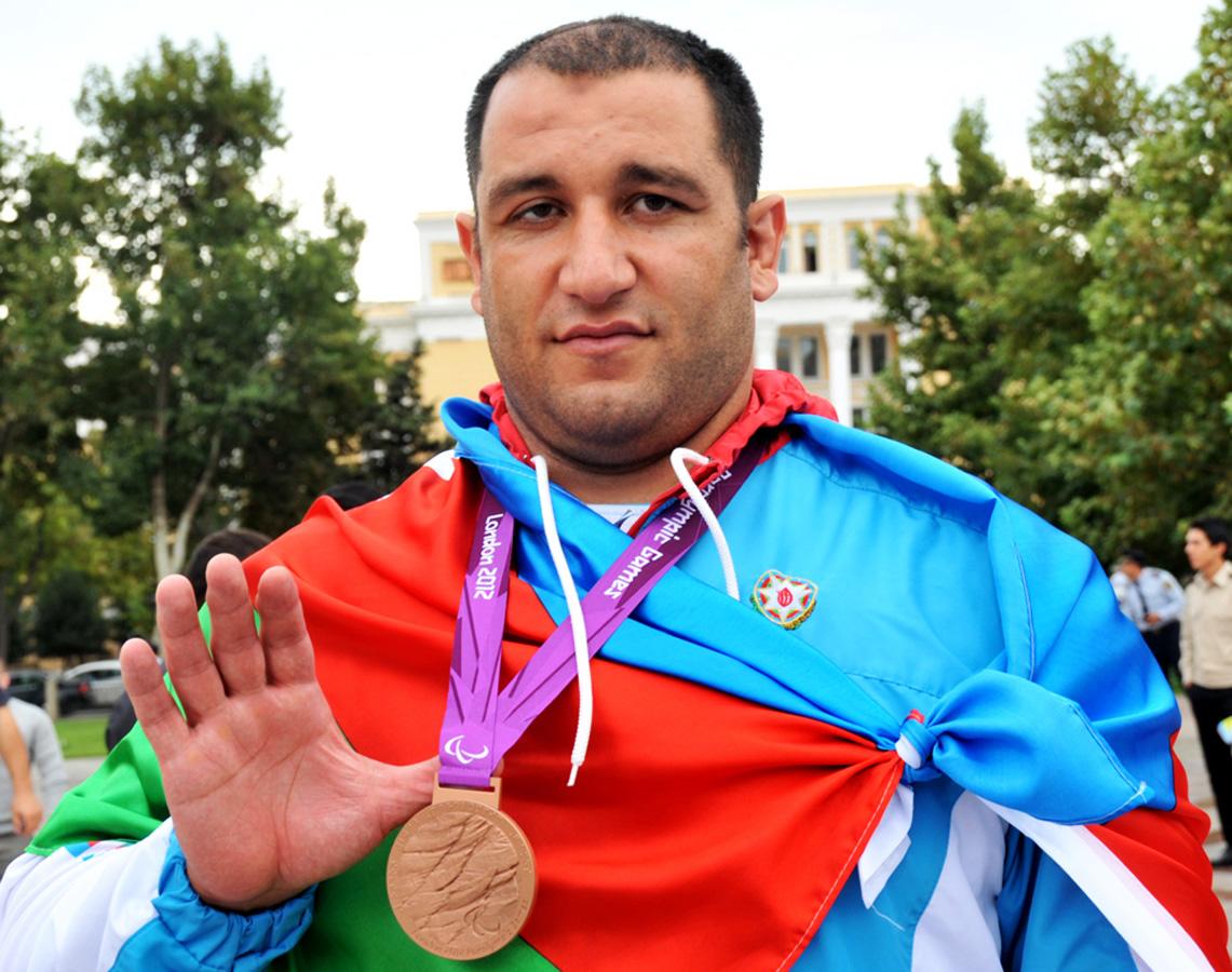 İlham Zəkiyev yenə medal qazandı
