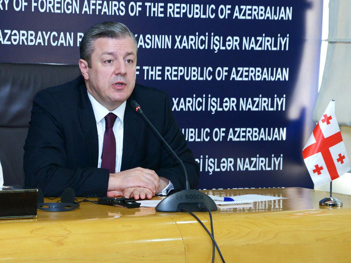 Azerbaycan Cumhurbaşkanı İlham Aliyev Gürcistan yolcusu