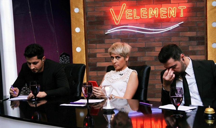 """Тайны Лейлы Шихлинской раскрылись на шоу """"5-й элемент"""" (ВИДЕО, ФОТО)"""