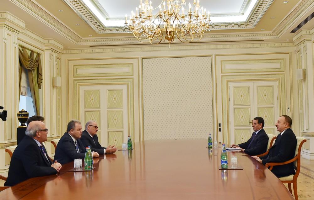 President Ilham Aliyev: OSCE grossly violates its mandate