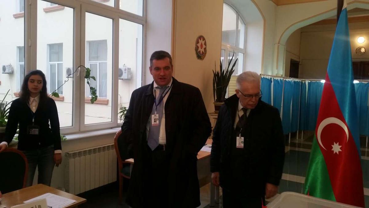 """""""Refusal of OSCE/ODIHR to observe election not to affect Azerbaijan's image"""""""