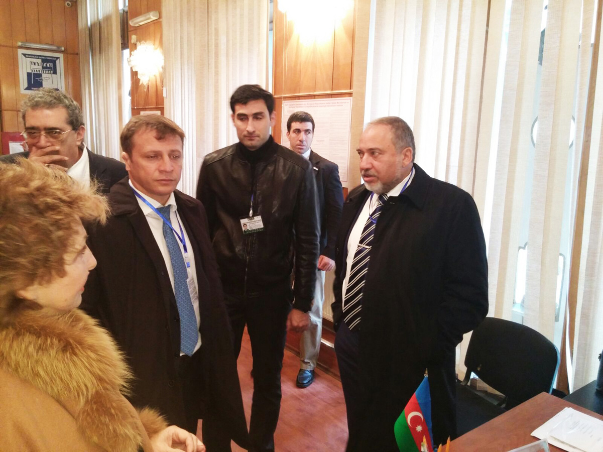 Israeli observation mission reviews voting process at Azerbaijani election