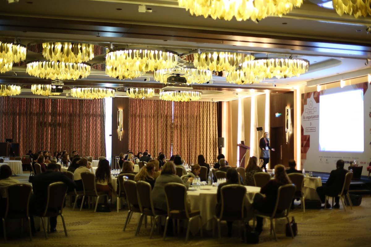 """В Баку прошла церемония награждения """"Excellence in HR Awards""""  (ФОТО)"""