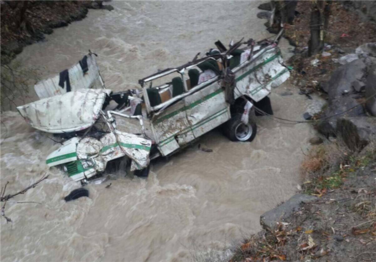 Peruda sərnişin avtobusu dərəyə yuvarlandı: 35 ölü, 20 yaralı (YENİLƏNİB)