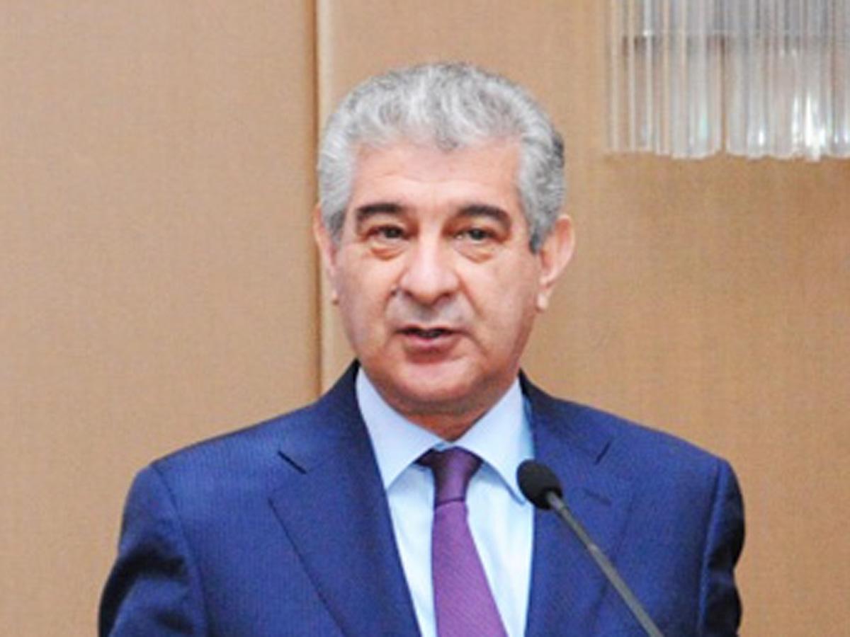 Вице-премьер : «В Азербайджане ежегодно должны открываться не менее 100 тысяч рабочих мест»