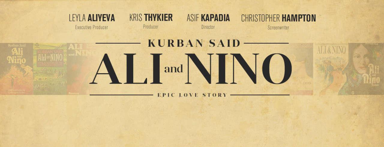 """""""Ali ve Nino"""" filmi galası ABD'de yapılacak"""