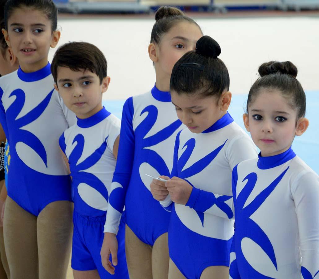 Azerbaijan News And Scores: Azerbaijan Championship In Aerobic Gymnastics Kicks Off In