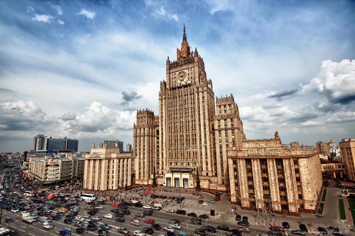 МИД России назвал заявления Пашиняна неконструктивными