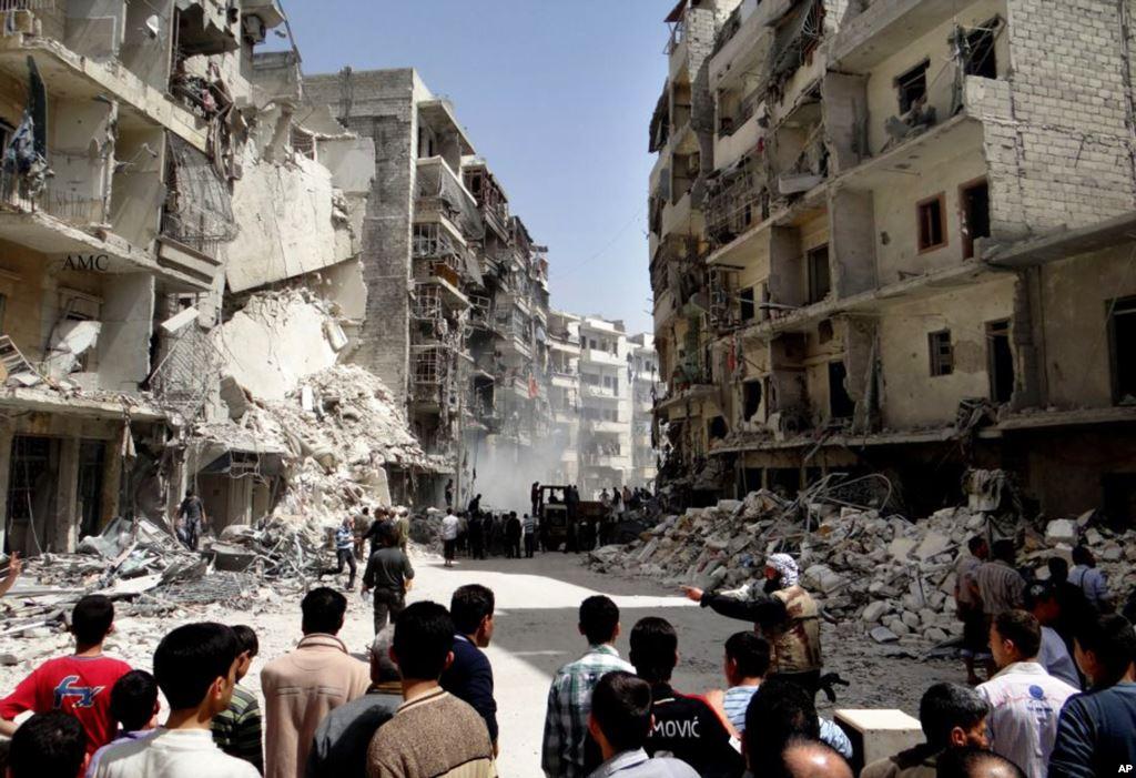 ВСирии погибли 4 мирных жителя в итоге обстрелов боевиков