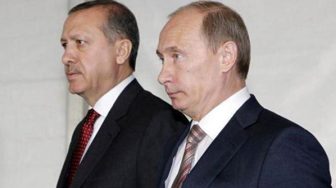 Эрдоган и Путин встретятся в начале апреля - вице-премьер Турции