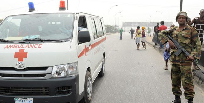 Nigeriyada partlayışda ölənlərin sayı 30-a çatıb