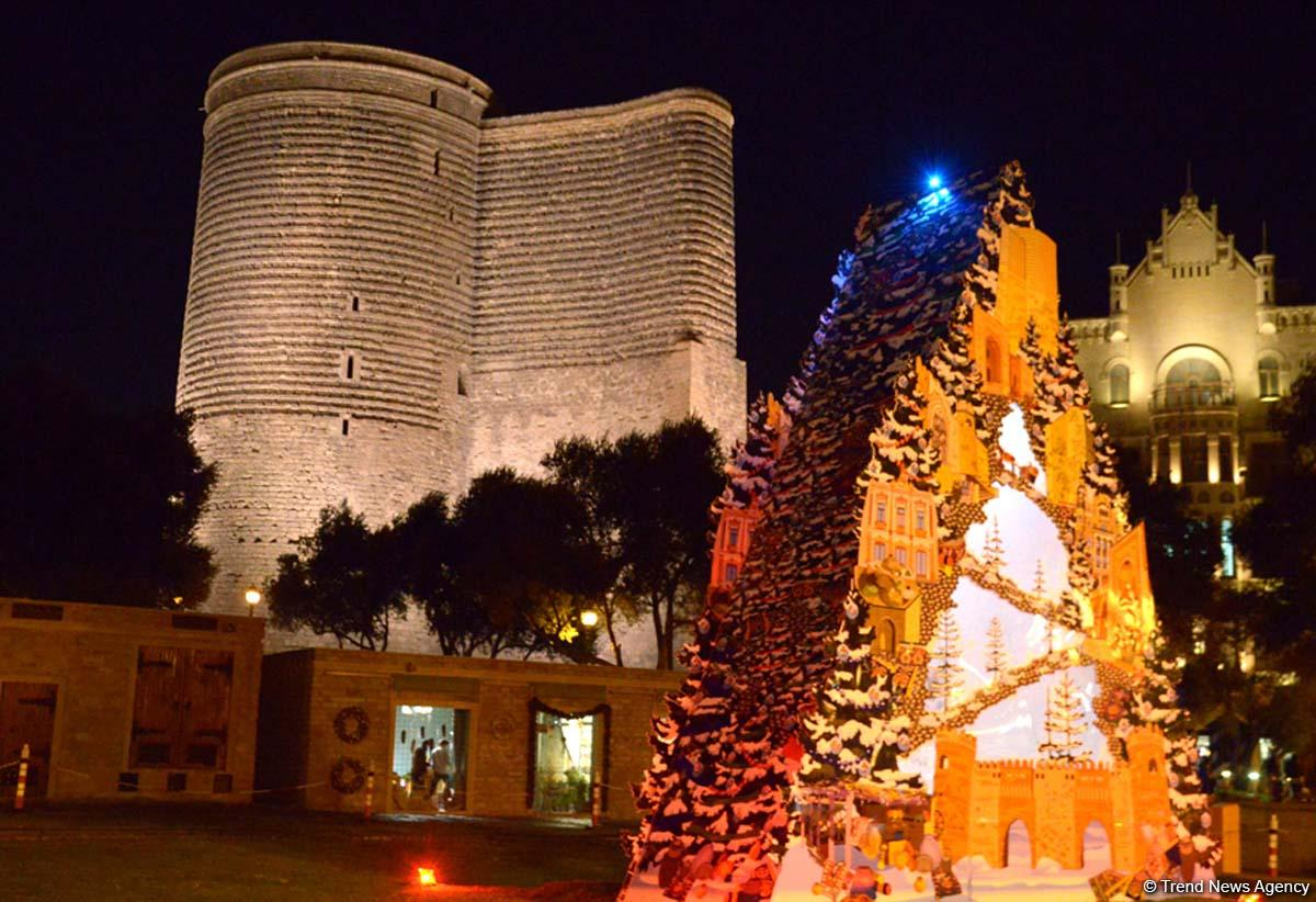 azerbaijan celebrates new year