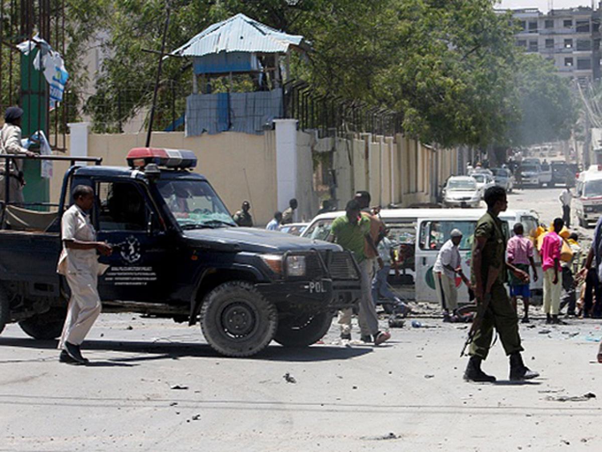 ВСомали из-за двойного теракта погибли 18 человек