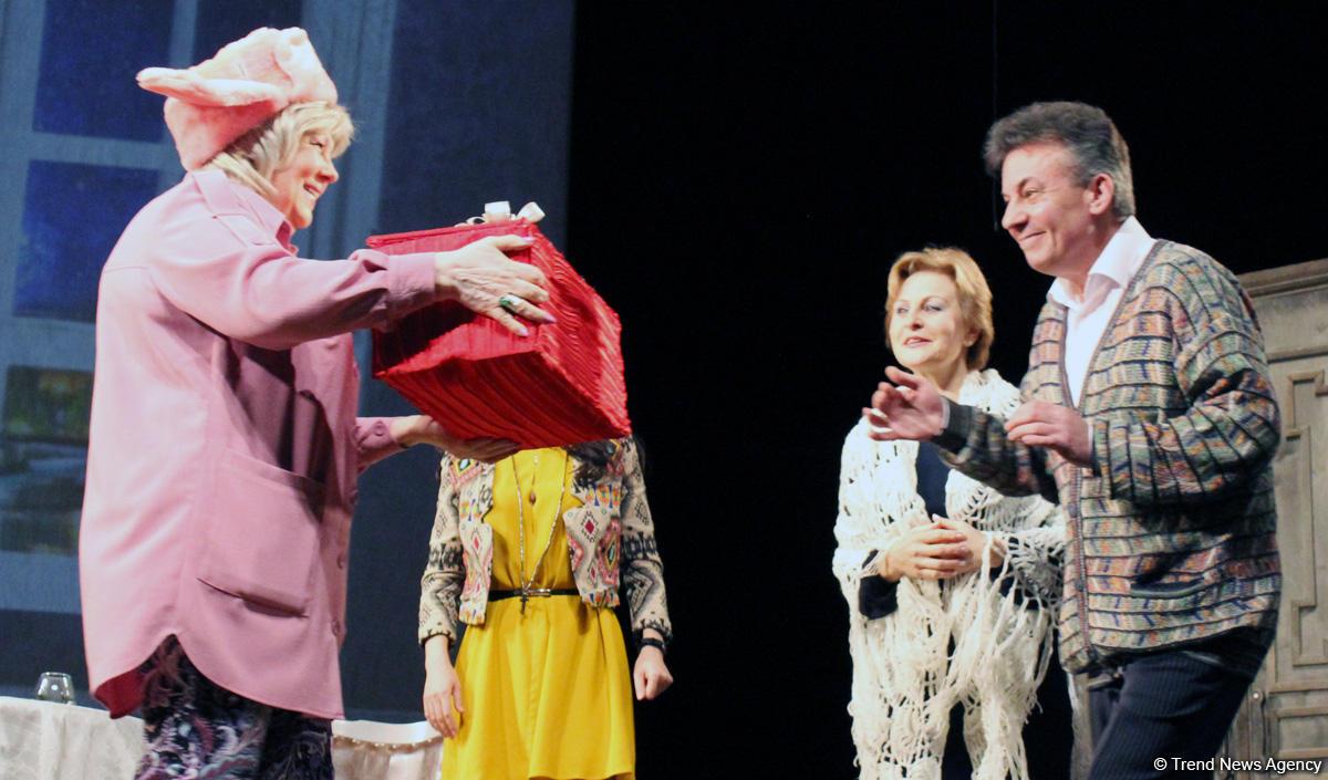 TeatraADDIMla с Фахрией Халафовой: в гостях у Сафы Мирзагасанова и Евгении Невмержицкой (ФОТО)