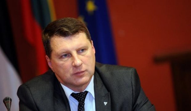 Raimonds Vejonis  Latvia committed to further strengthening co-op with  Azerbaijan 1043e339785
