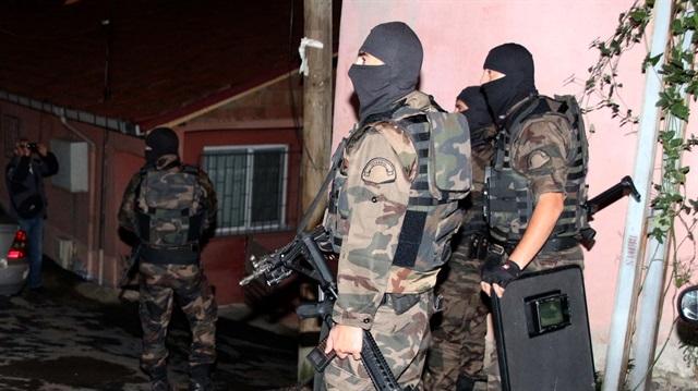 İstanbul'da operasyon: 82 terörist yakalandı