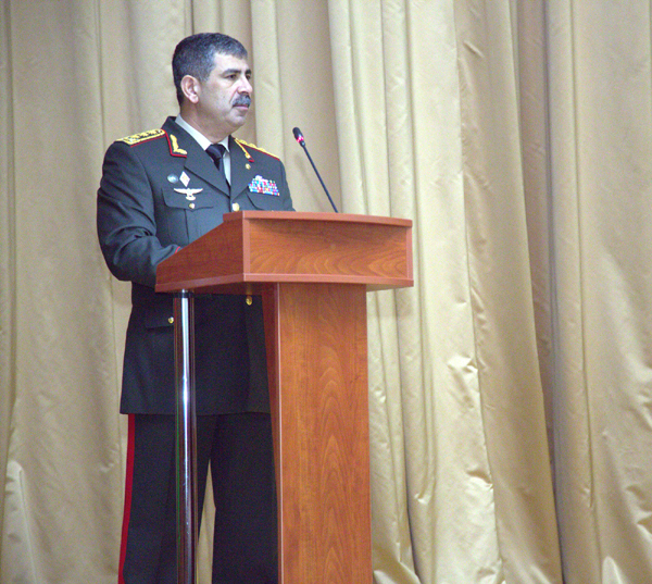 Azerbaycan Savunma Bakanı: Düşman çok fazla kayıp verdi