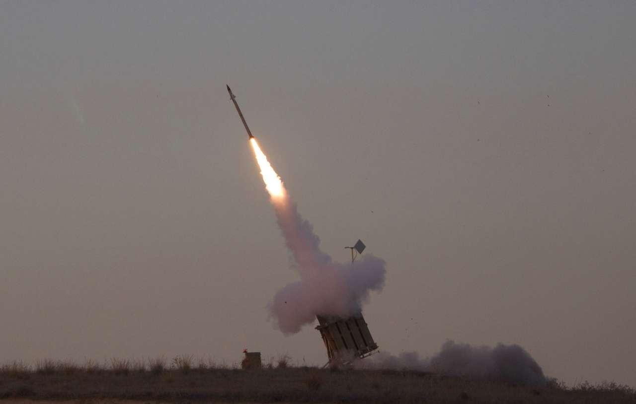 Suriyanın HHM vasitələri raket hücumunu dəf edib