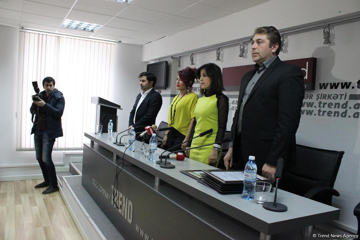 В Баку презентован фильм, посвященный Салатын Аскеровой (ВИДЕО, ФОТО)