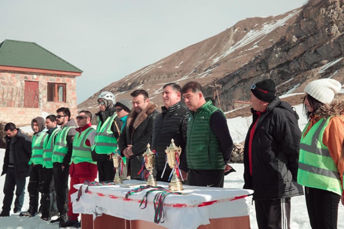 Buzadırmanma üzrə açıq Azərbaycan çempionatı başa çatıb (FOTO)