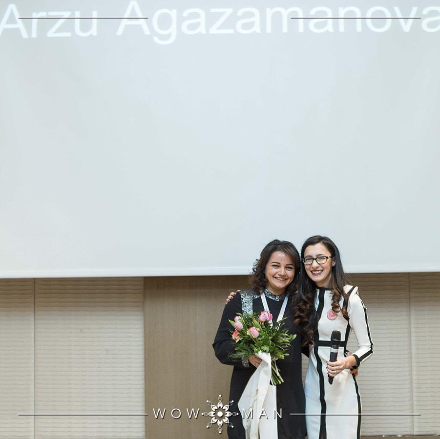 """Праздничный вечер WOWOMAN в Баку: """"Именно для вас, дорогие дамы"""" (ВИДЕО, ФОТО)"""