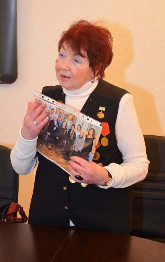 Бакинским школьникам рассказали о днях, прожитых в блокадном Ленинграде (ФОТО)