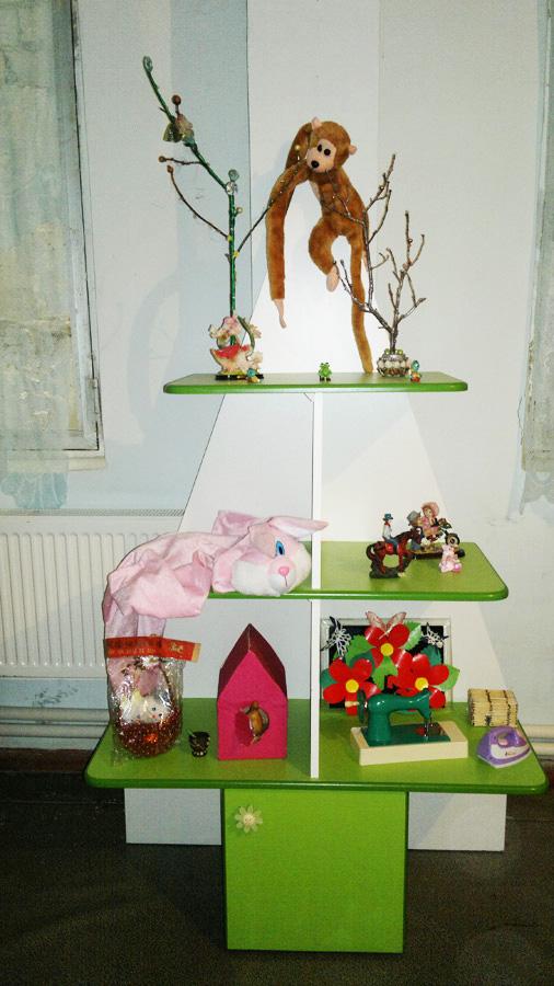 Uşaqların kitaba marağını artırmaq üçün yenilik - Nağıl otaqları (FOTO)