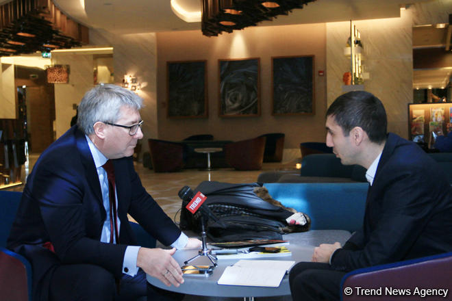 Вице-президент Европарламента призвал Азербайджан и ЕС к сотрудничеству на более высоком уровне