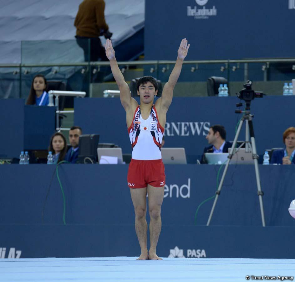 Azerbaijan News And Scores: Day 1 Of FIG World Challenge Cup In Artistic Gymnastics